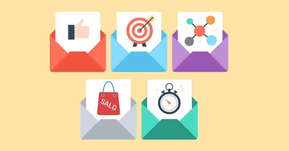 5 gode grunde til at bruge e-mail marketing